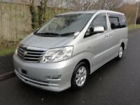 2006 Toyota Alphard ROYAL LOUNGE INCREDIBLE SPEC 4 SEATER 3.0 5dr