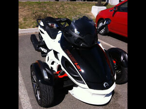 Can am spyder rs-s 2014