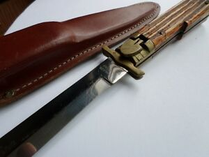 1970's Cobra Folding Bowie Style Knife  (View Other Ads)