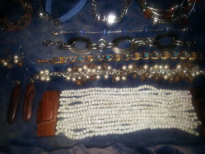 Fashion Bracelets and Anklets  $2.00 and $3.00