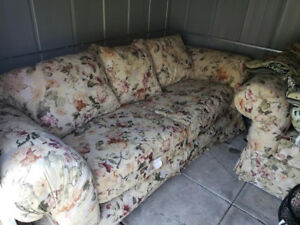 Couch and chair   $100.00