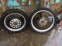 Takasago excel wheels