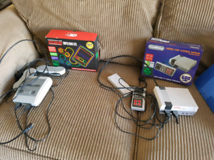 Nintendo classic with 600 games & super Nintendo with 621 games