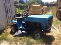 Ford lawn tractor