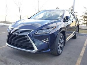 2017 Lexus RX 350 Executive Package	  - $418.08 B/W