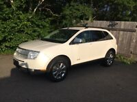2007 Lincoln MKX fully loaded mint shape