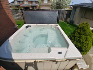 Hot tub for sale $1750