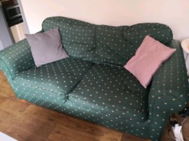 Sofa with pull out sofa bed