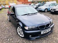 2004 BMW 320 2.0 TD Sport Automatic
