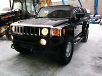 2007 HUMMER H3 adventure package