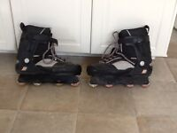 Roller blades boots