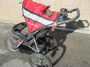 BABY STROLLER/JOGGING (EXPEDITION BABYTREND)REDUCED
