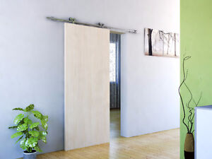 AUBAINE/DEAL: Sliding Barn door hardware Model Montreal