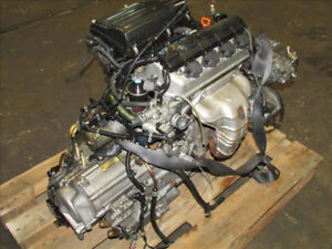 2001 2005 JDM HONDA CIVIC 1.7L ENGINE D17A INSTALLATION INCLUDED