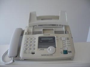 phone vtex and fax machine