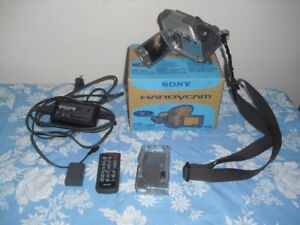Sony DCR-HC32 -- Mini DV digital camcorder
