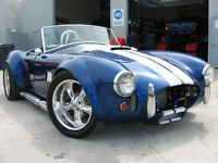 Boyd Coddington Staggered Rims Tries Shelby Cobra / Mustang