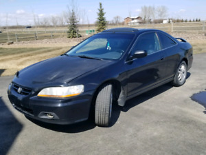 2002 Honda Accord Coupe EX V6 Coupe (2 door)