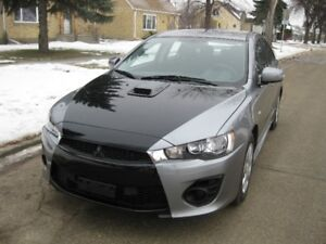 2017 MITSUBISHI LANCER WITH ONLY 13,000 KM