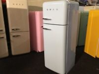 RESPECTED SELLER! PASTEL BLUE SMEG FAB30 wth Warranty.can deliver.