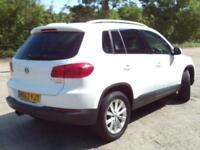2013 Volkswagen Tiguan 2.0 Tdi Se Bluetech Estate 5 door Estate