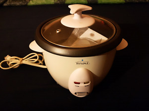 Rival 6-cup rice cooker