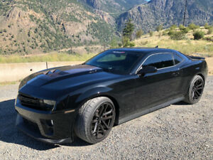 2015 ZL1 750 Hennessey package