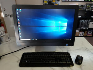 Dell Optiplex 9020 All in One i5-4570s / 8G / 500G / 23'' / W10