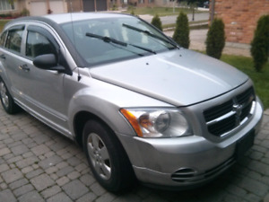 2007 Dodge Caliber Mint Condition looks like brand new