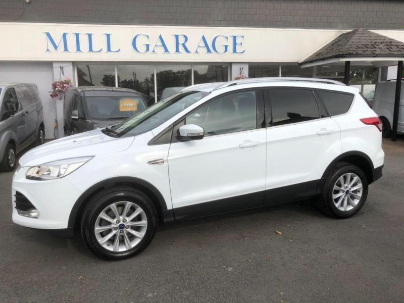 2015 15 Ford Kuga 2 0 Titanium Tdci 5d 150 Bhp Diesel In Hereford