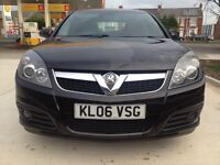 2006 Vauxhall Vectra SRI 1.8 12 months mot
