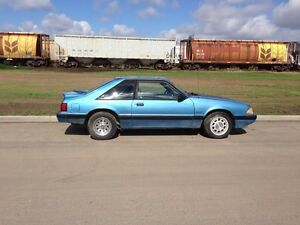 91 mustang LX 5.0 Automatic-NEEDS TRANNY
