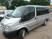 2007 LHD Ford Transit 2.2 TDCI 9 Seater Minibus