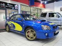 2005 SUBARU IMPREZA 2.0 WRX TURBO ONLY ONE OWNER FROM NEW
