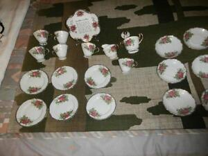 Tea Set from Japan from 1950's (price lowered)
