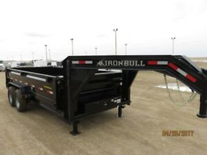 2017 Iron Bull Trailers DTG8316