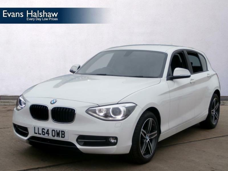 2014 bmw 1 series bmw 1 series 116i sport 5dr petrol in cheltenham gloucestershire gumtree. Black Bedroom Furniture Sets. Home Design Ideas