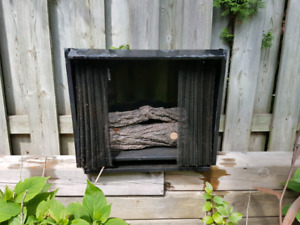 Out Door Fire Place Insert