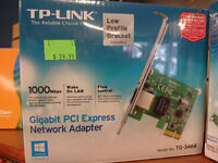 TP-Link Gigabit PCI Express Network Adapter (Low Profile)