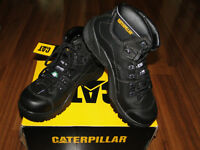 STEEL TOE CATERPILLAR BOOT SIZE 8.5 US (brand New)