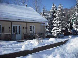 Winter 2017-18 Bungalow Mont-Tremblant Village