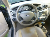 2003 Ford Focus edition special Berline