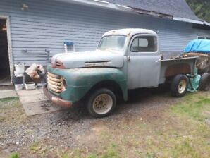 **REDUCED** 1949 FORD PICK-UP