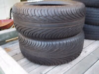 For Sale 2 Tires -205/55R15