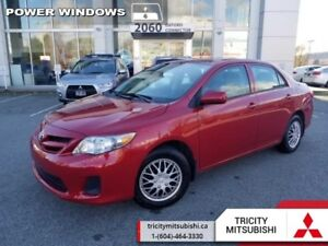 2013 Toyota Corolla 4DR SDN AUTO CE  -  Power Windows