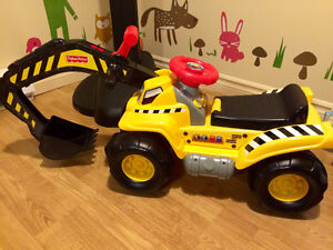 Camion jouet Fisher Price