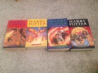Harry Potter First Edition Book Collection
