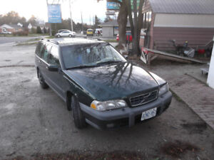 1998 Volvo XC (Cross Country) Wagon Barrie  reduced $2000