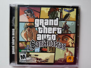 Grand Theft Auto San Andreas PC game