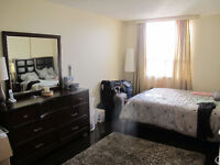 Spacious 1 bedroom apartment at the Courts of St. James